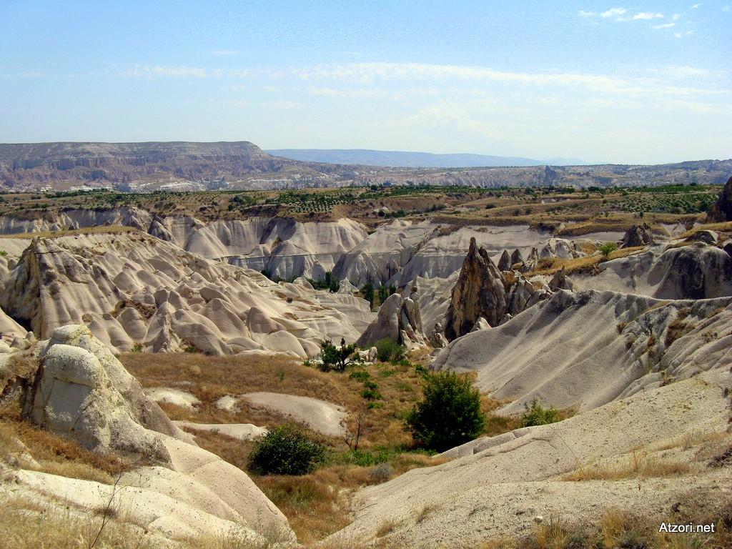 Valle delle rose Cappadocia