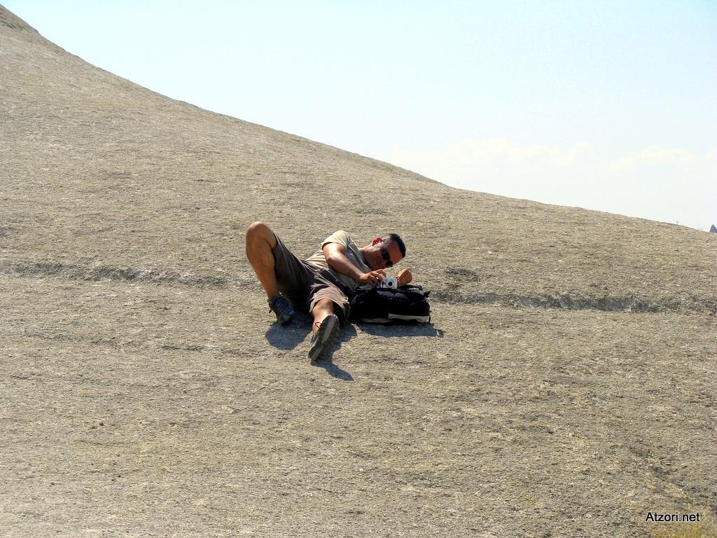 sopra un camino delle fate cappadocia