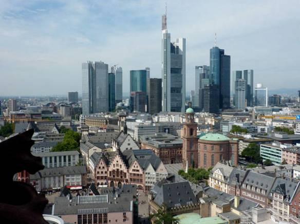 Francoforte-skyline