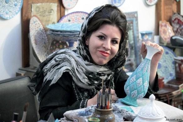 Iran-Esfahan-bazar