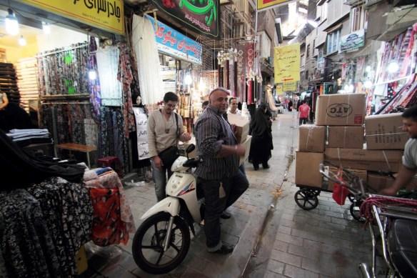 Tehran-bazar
