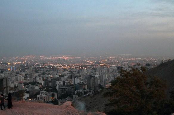 Tehran-panorama