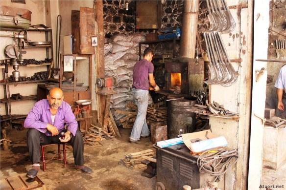 Turchia-Diyarbakir-bazar